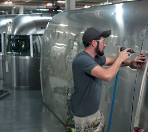 Thor Industries Airstream