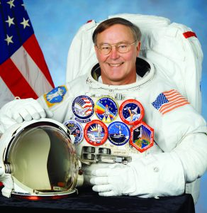 Astronaut Jerry Ross and Northwest Indiana Symphony Orchestra