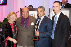 Lakeshore chamber award