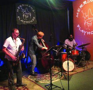 Merrimans' Playhouse jam session