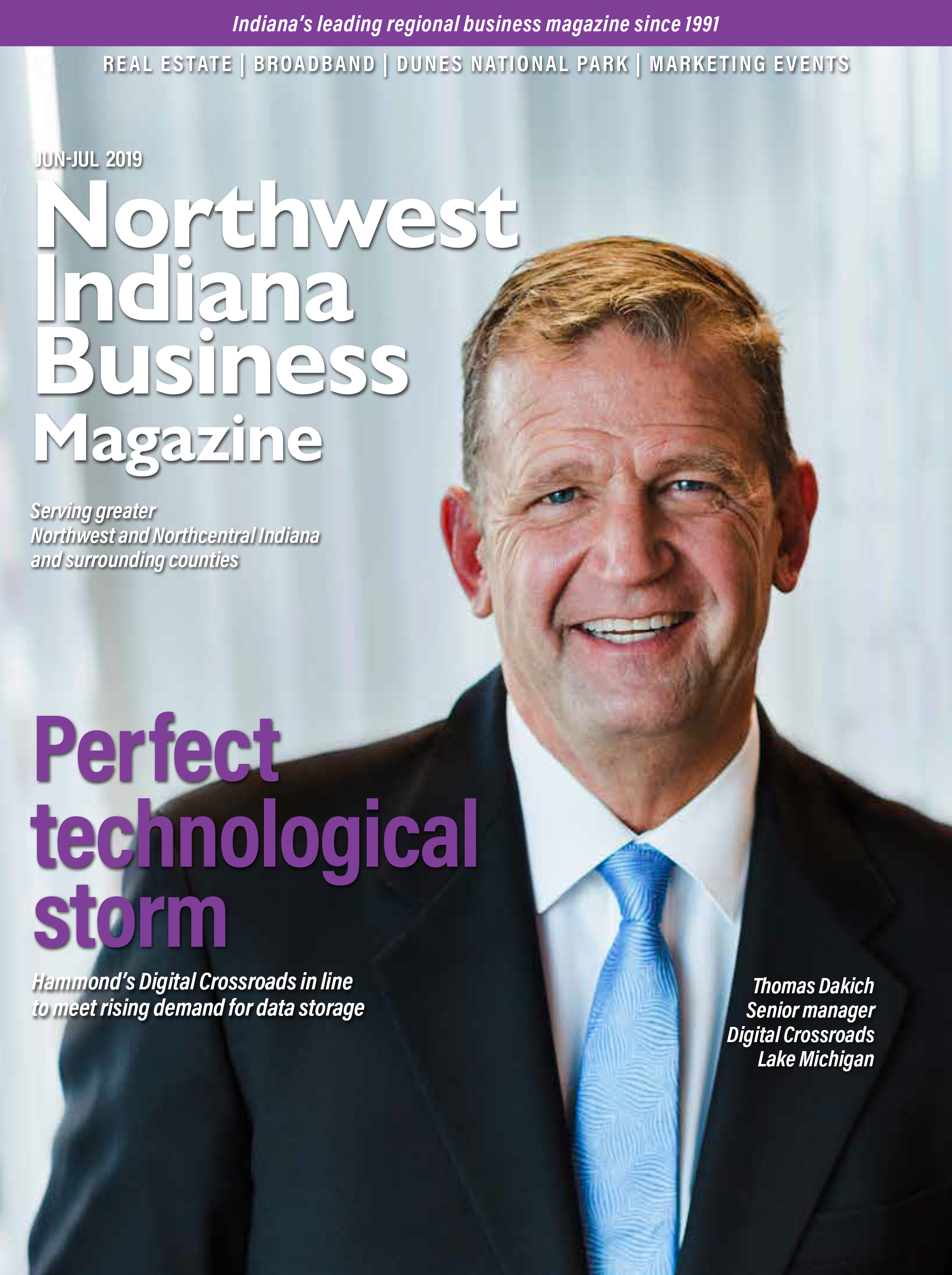 Northwest Indiana Business Magazine Jun-Jul 2019 issue