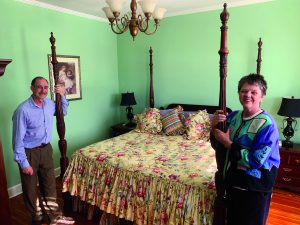 Valparaiso Inn in loving hands