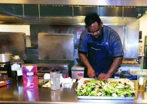 Executive Chef Lamar Moore