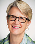 Randa Duvick earns excellence award for teaching