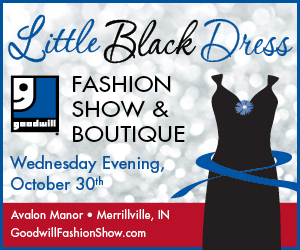 Goodwill Little Black Dress Ad