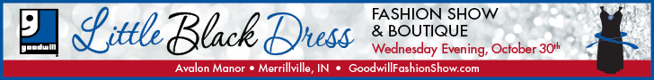 2019 Goodwill Black Dress Event Ad