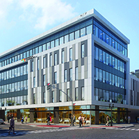 Barnes & Thornburg LLP is building a new five-story