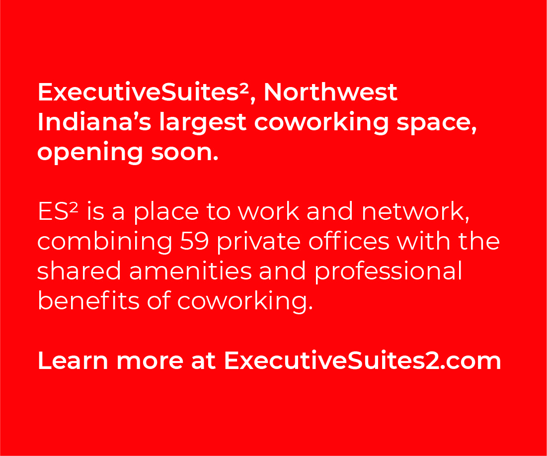 Executive Suite 2 CoWorking Ad