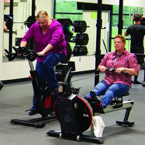 Urschel Laboratories offers workout facility