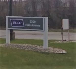 Regal Beloit plant
