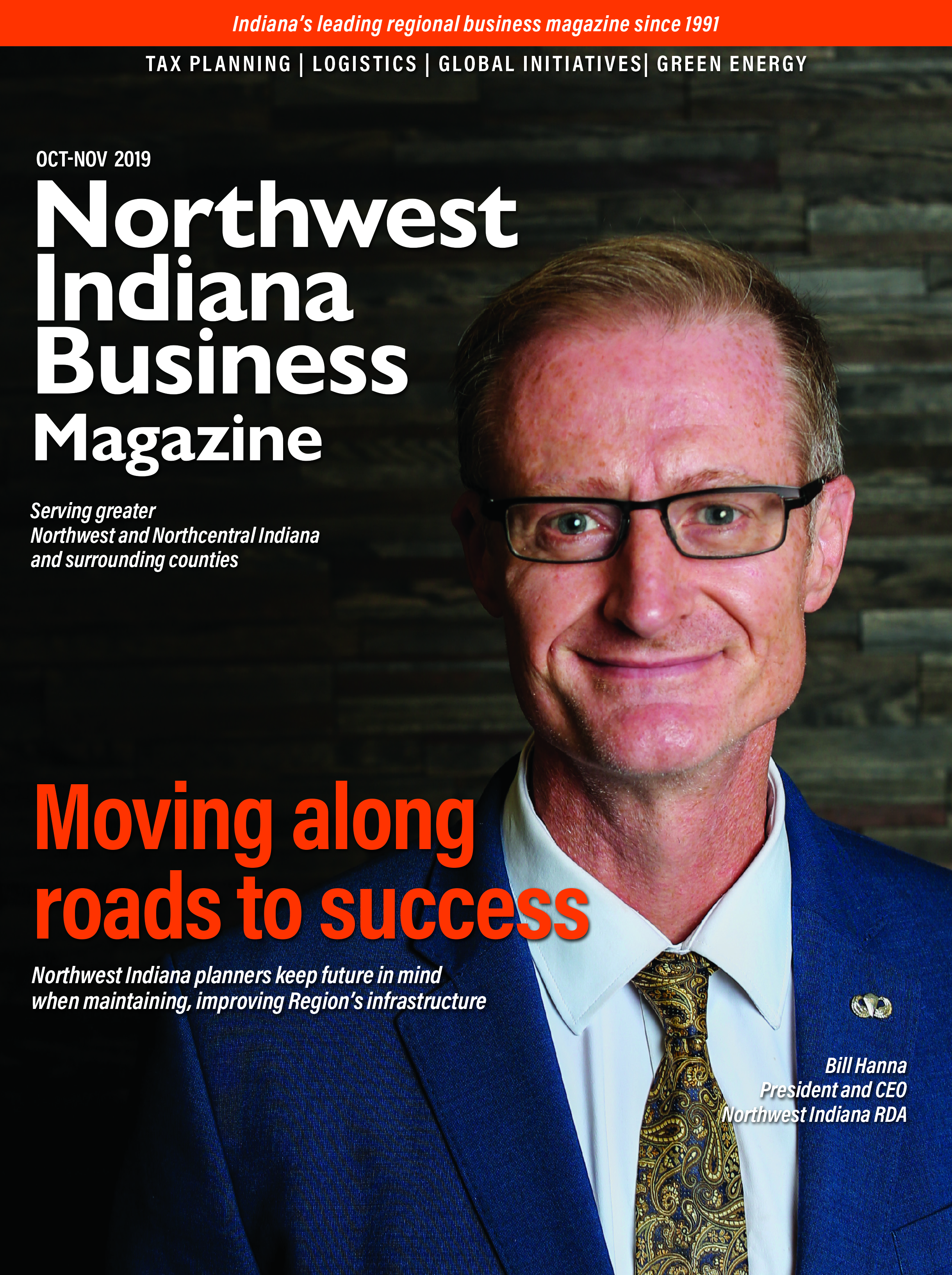 Northwest Indiana Business Magazine Oct-Nov 2019 issue