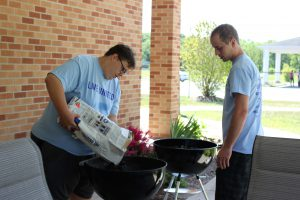 Texas Corral Day of Caring