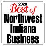 Northwest Indiana Business Best of Business Awards logo