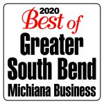 Greater South Bend & Michiana Business Best of Business Awards logo