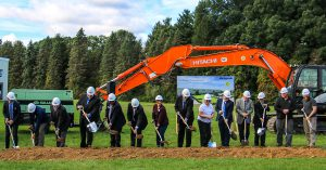 Sullair Groundbreaking