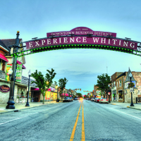 Experience downtown Whiting, Indiana