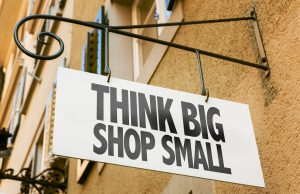 Think Big Shop Small