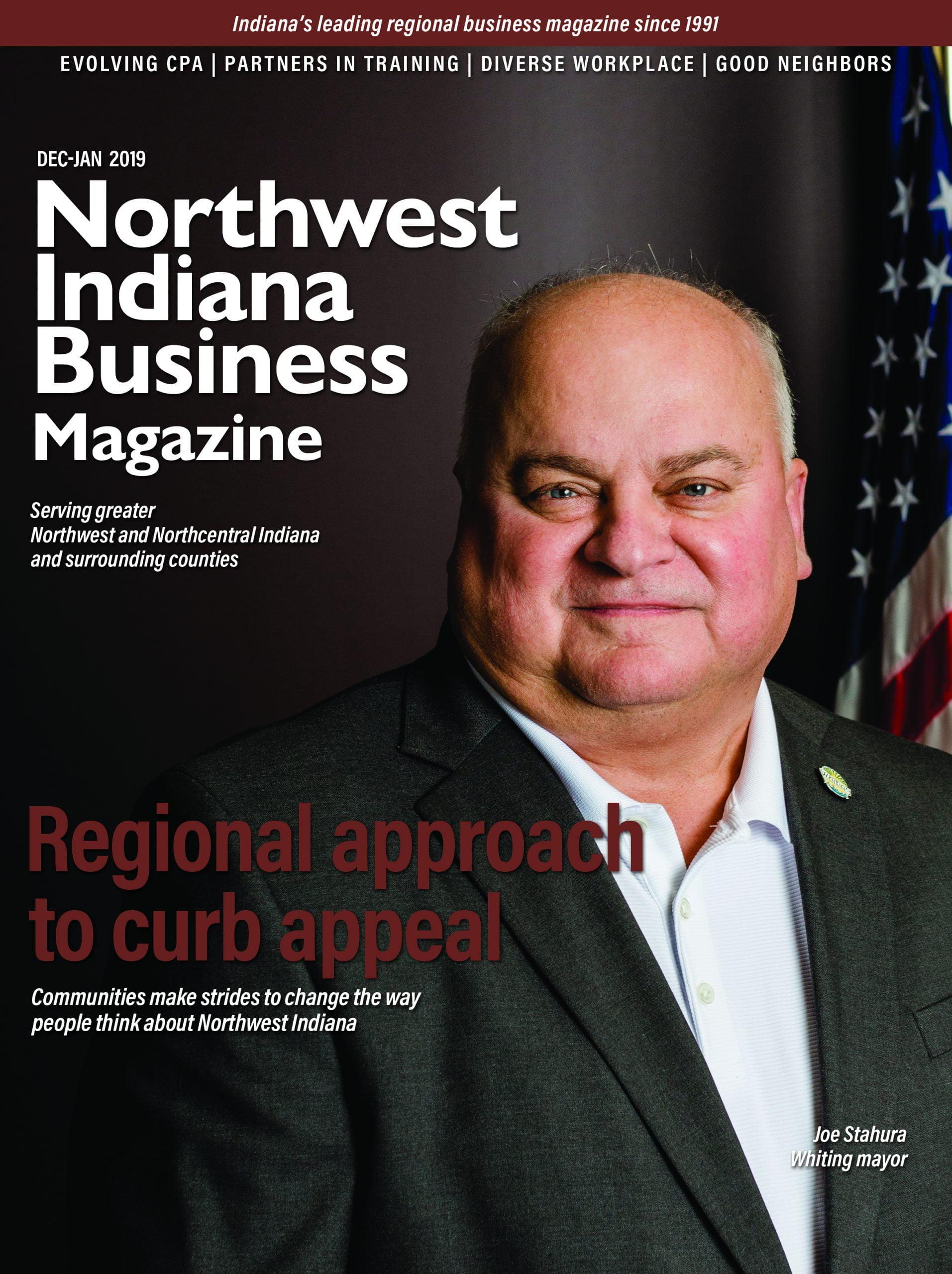 Northwest Indiana Business Magazine Dec-Jan 2019 issue