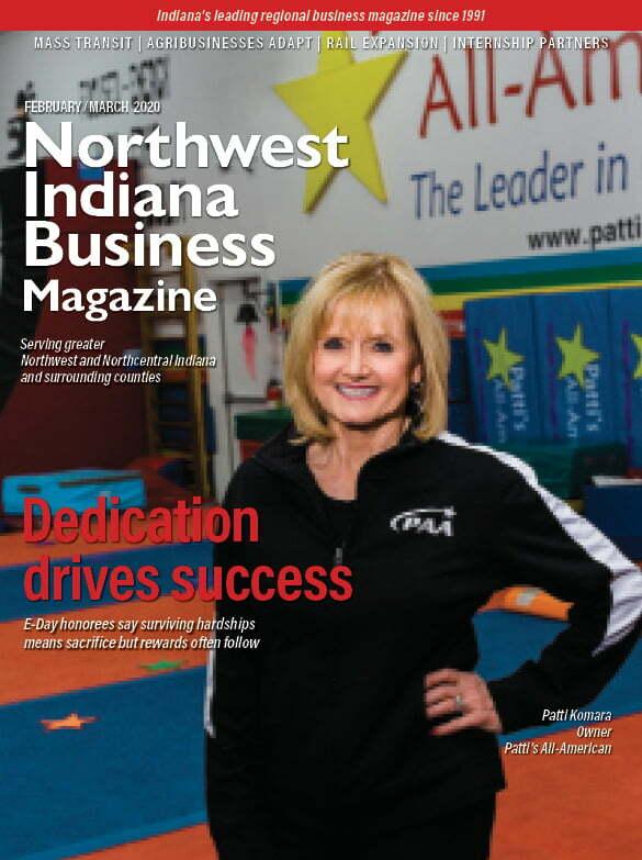 Northwest Indiana Business Magazine Feb-Mar 2020 issue