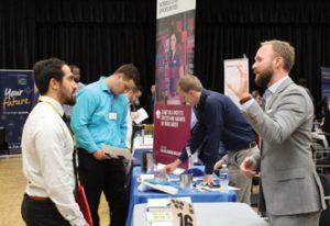 Purdue University Northwest career conference