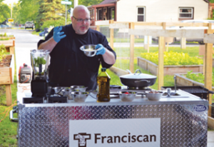 Chef Erik Tannehill