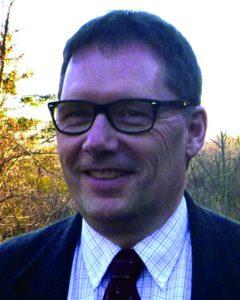 Geof Benson comments on erosion of lakeshore