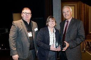 Ports of Indiana award