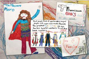 Franciscan HeroWall