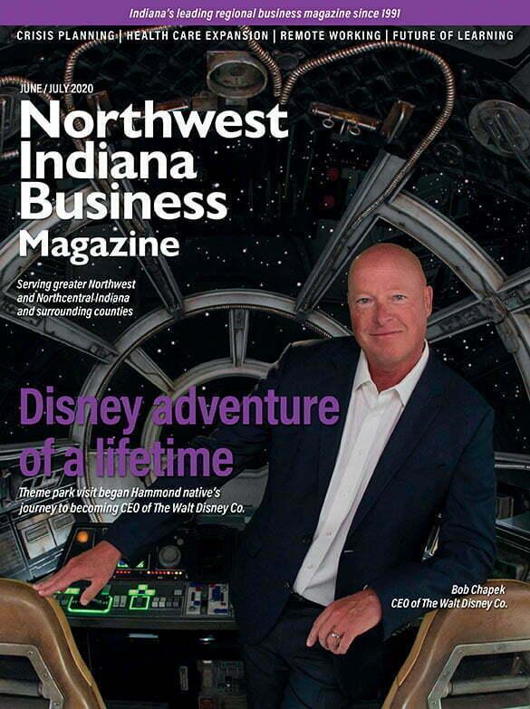 June-July 2020 issue of Northwest Indiana Business Magazine