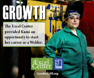 Goodwill Growth Kami Excel ad