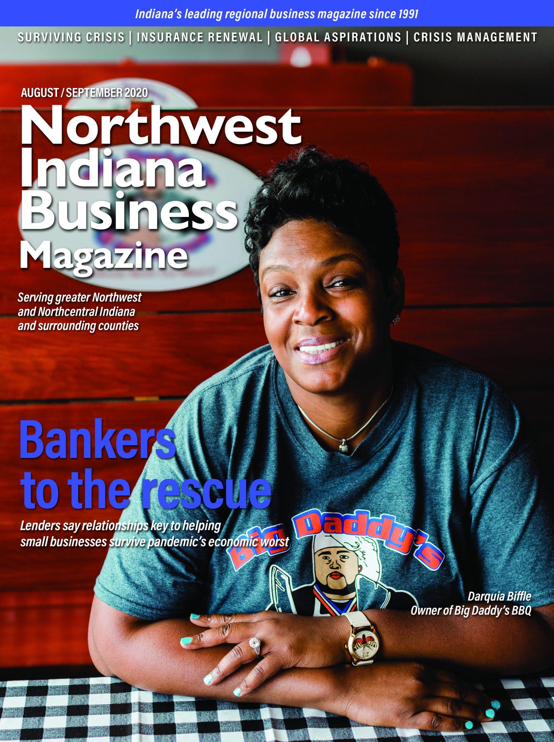 Northwest Indiana Business Magazine Aug-Sep 2020 issue