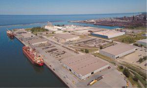 Port of Indiana-Burns