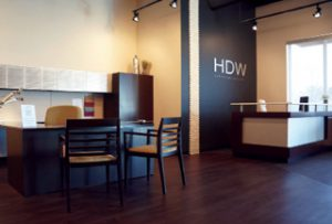 HDW Commercial Interiors