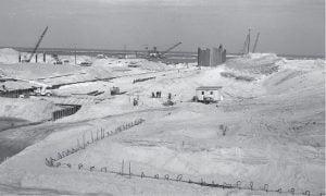 Port of Indiana-Burns Harbor 1967.