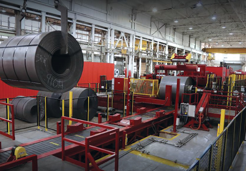 Alliance Steel comes to Gary
