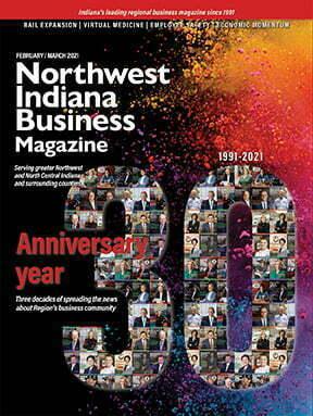 Northwest Indiana Business Magazine Feb-Mar 2021 issue