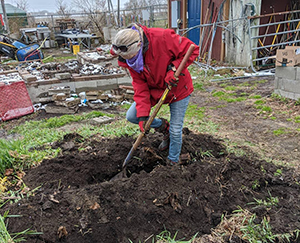 Sara Stewart, president and founder of the Unity Gardens in South Bend, said the community gardens have worked with Indiana Grown for about four years.