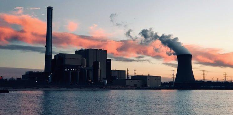 NIPSCO's coal-fired Michigan City Generating Station