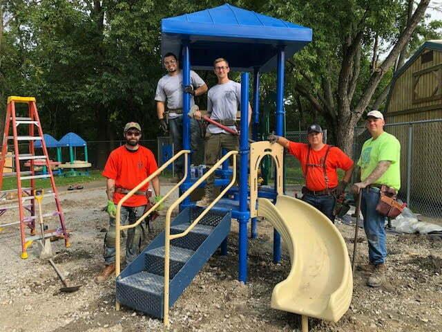 Indiana/Kentucky/Ohio Regional Council of Carpenters apprentice classes