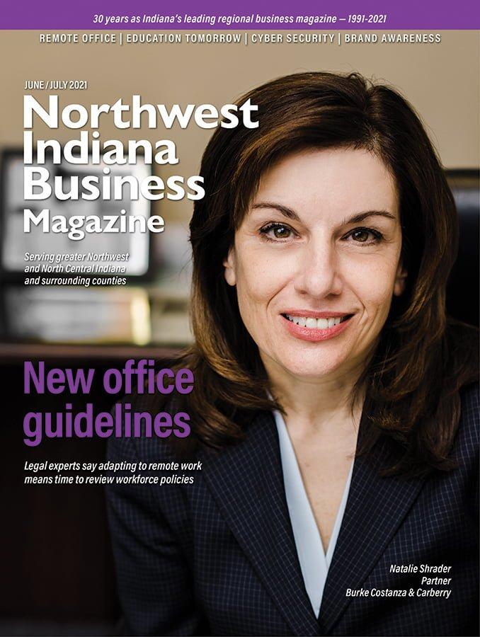 Northwest Indiana Business Magazine Apr-May 2021 issue