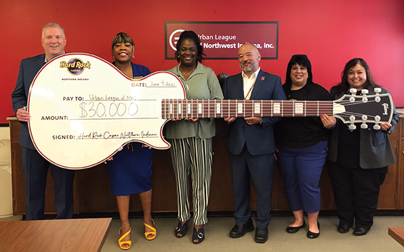 Hard Rock Casino philanthropy