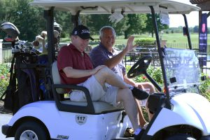 Salvation Army golf outing