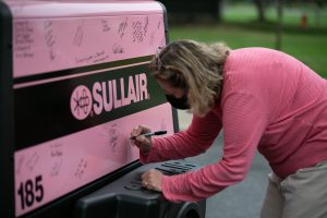Sullair charity auction