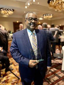 Clarence Hulse award